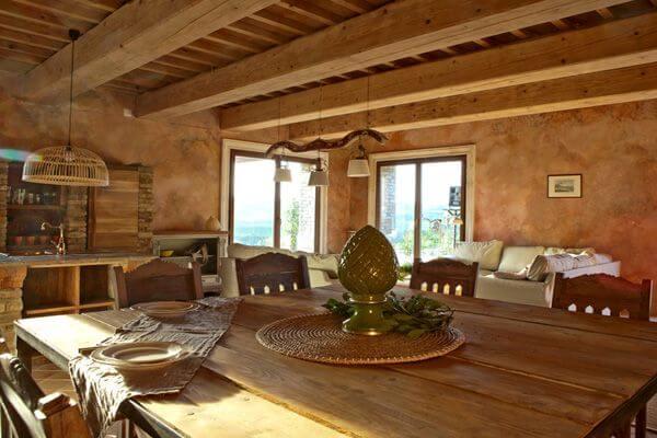 Villa Spazio Ground Floor Apartment Tuscanyforeverit